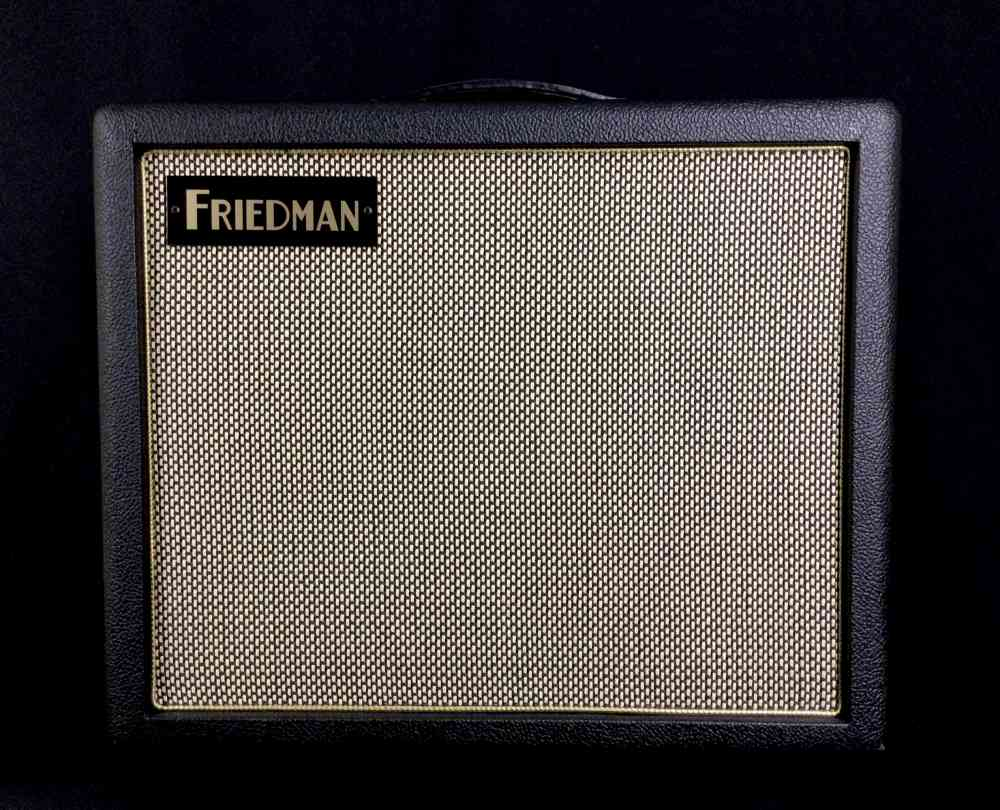 Friedman JJ Junior  Black. Click to enlarge