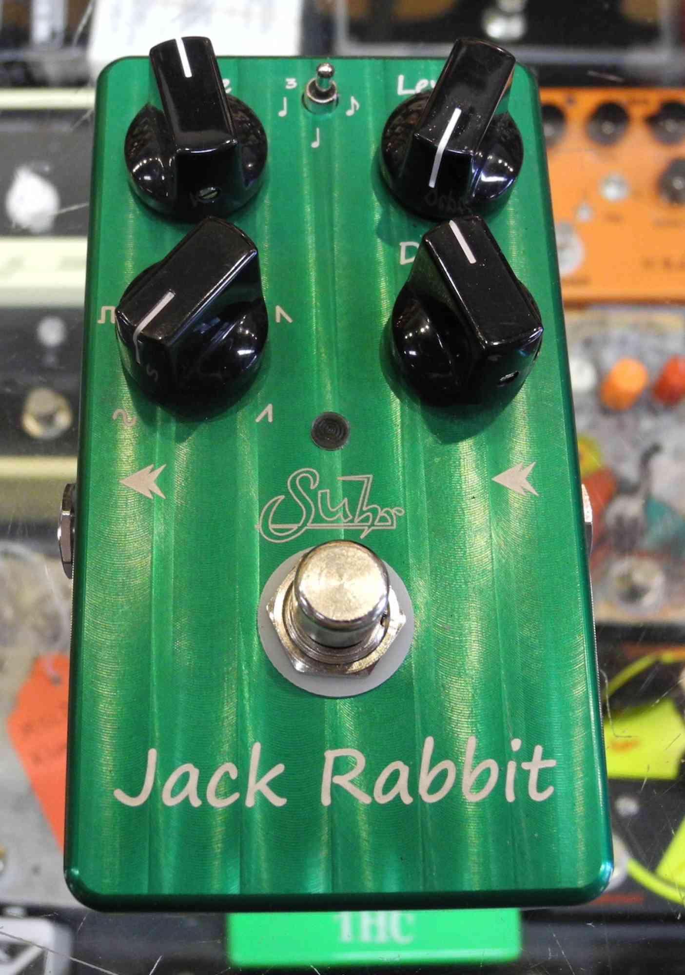 Suhr jack Rabbit Trem  . Click to enlarge