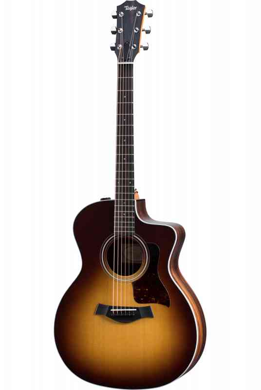 Photo of Taylor 114ce SB  Sunburst