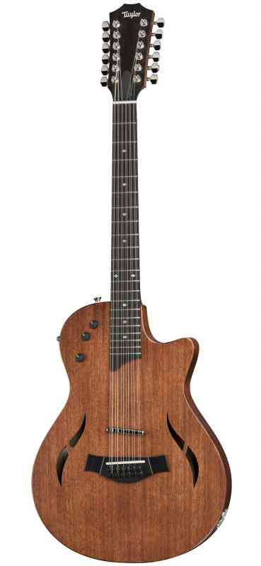 Photo of Taylor T5Z Classic 12 string  Mahogany