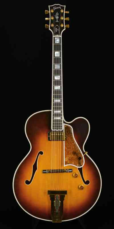 Photo of Gibson L5 Wes Montgomery 1997 Vintage Burst