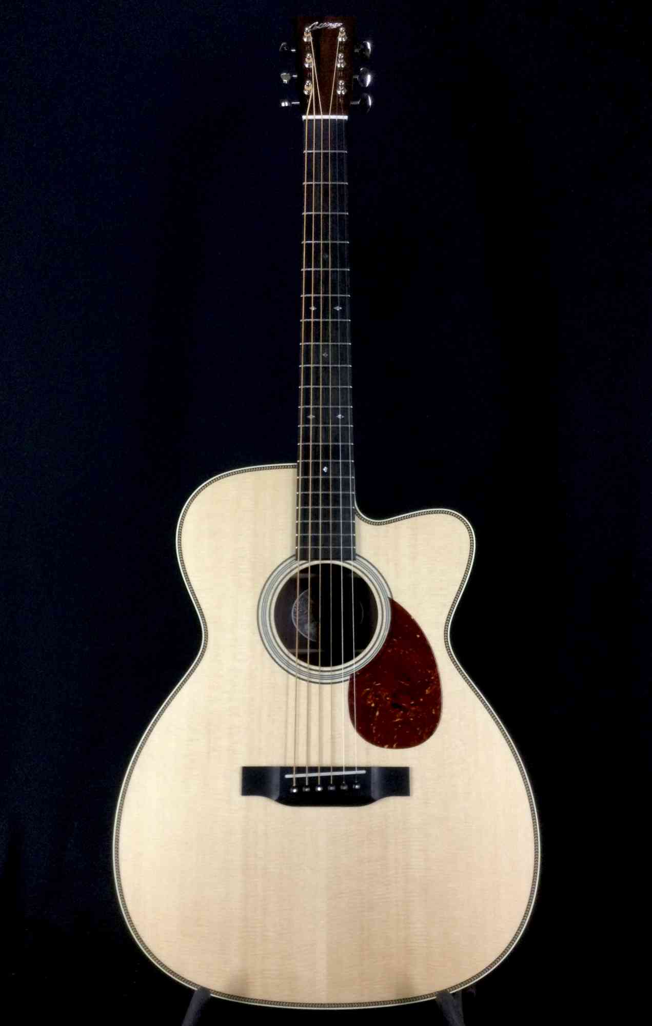 Collings OM2HC  . Click to enlarge