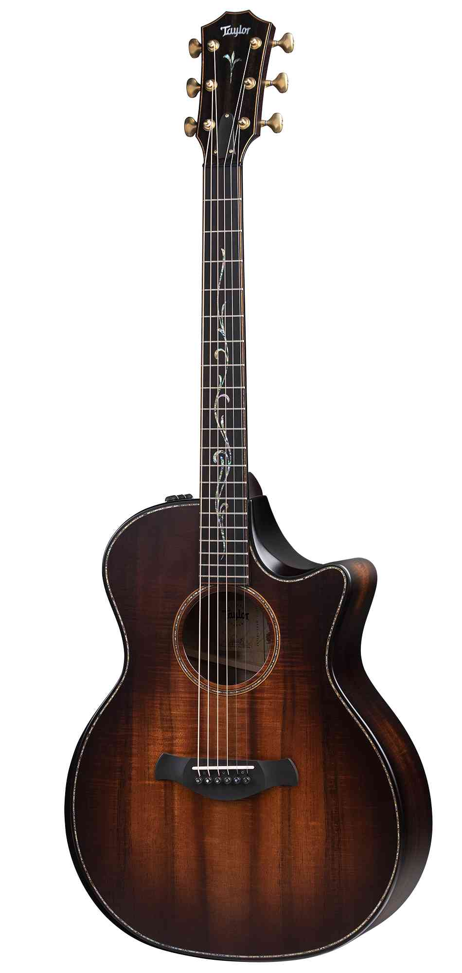 Taylor K24ce builders edition  Koa. Click to enlarge