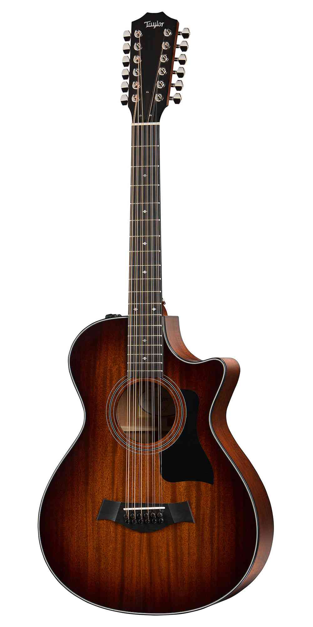 Taylor 362ce 12 String  Sunburst. Click to enlarge