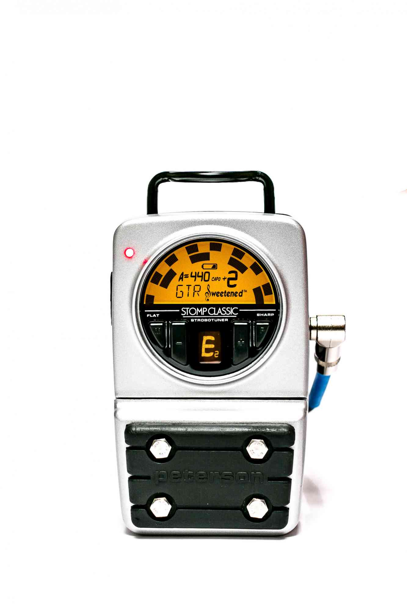 Peterson Stomp Classic Tuner  . Click to enlarge