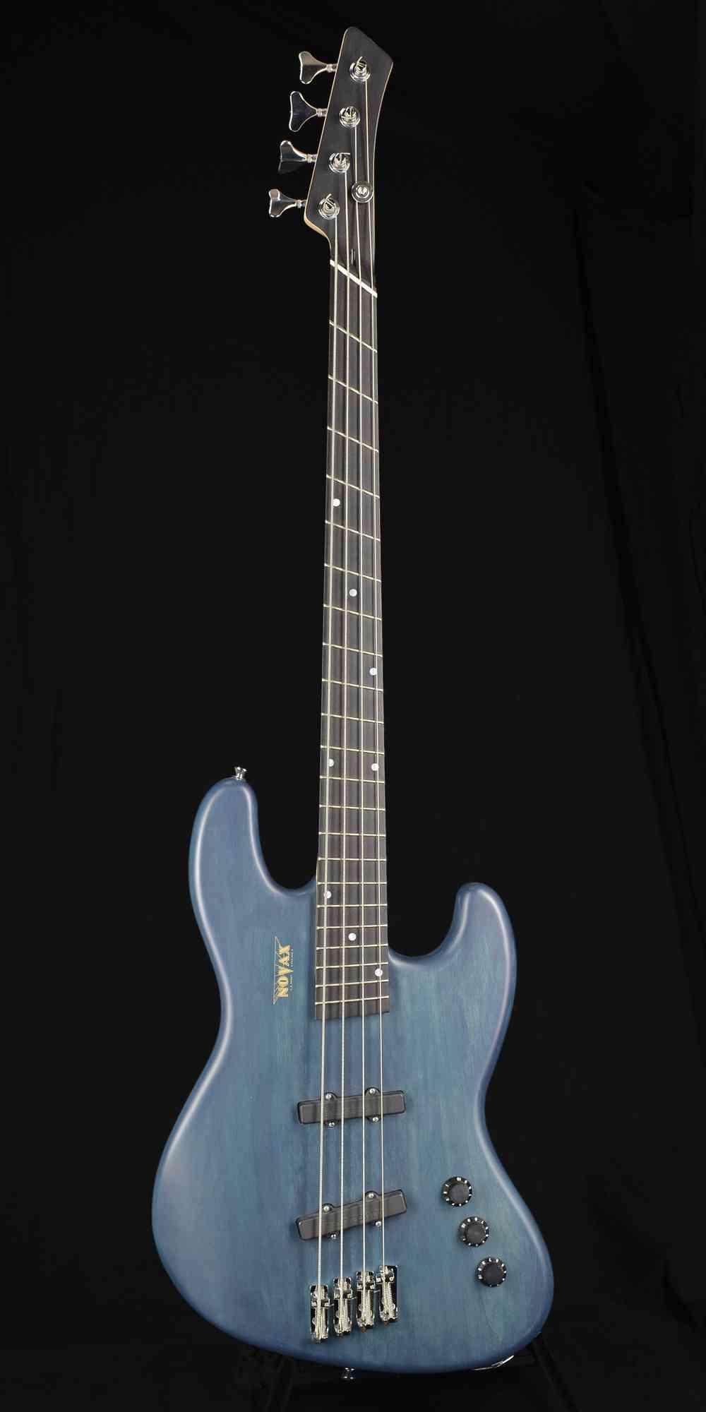 Novax J-Baz  Trans Blue. Click to enlarge