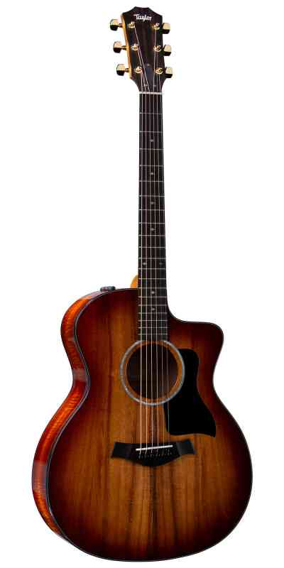 Photo of Taylor 224ce-K Deluxe  Koa