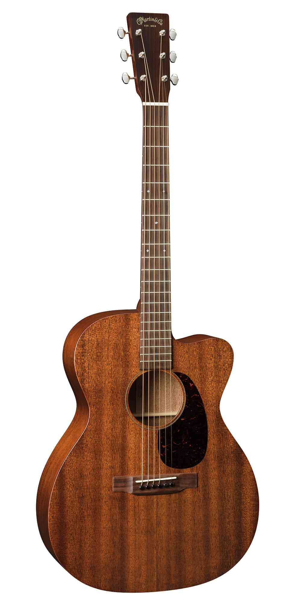 Martin OMC-15ME  Mahogany. Click to enlarge