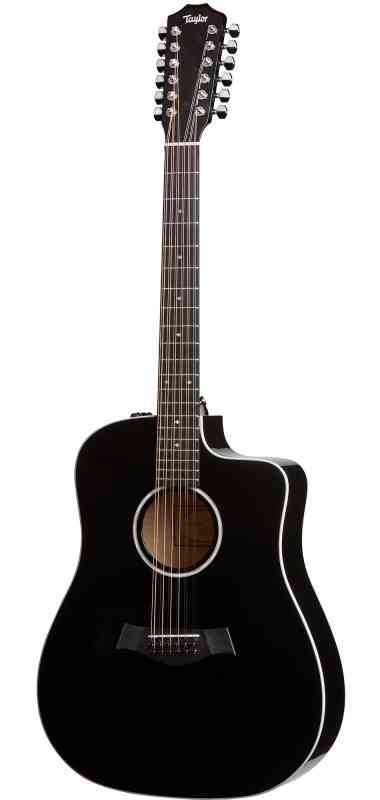 Photo of Taylor 250ce BLK DLX  Black