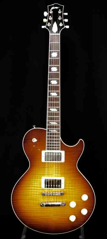 Photo of Collings City Limits Deluxe 2012 Ice Tea Sunburst