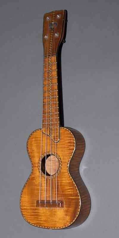 Photo of Tonk Brothers Soprano uke  Natural