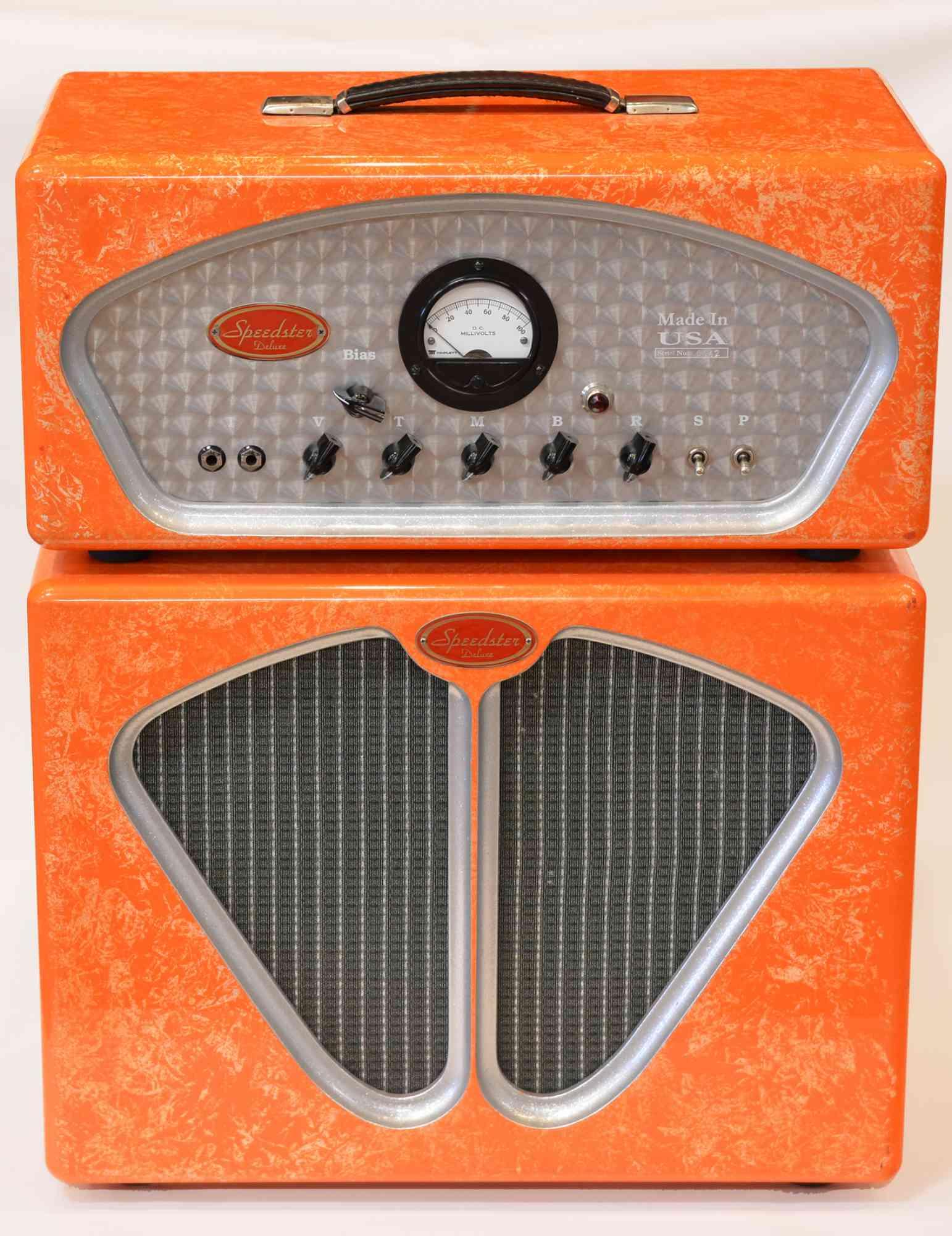 Speedster Deluxe 1995 Orange. Click to enlarge
