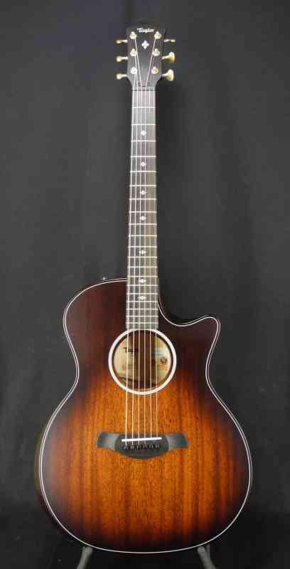 Photo of Taylor 324ce Builders Edition  Mahogany