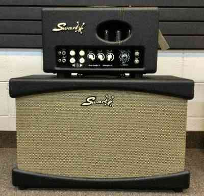 Photo of Swart ST Stereo head and 2x12 cab 2014 black Tweed