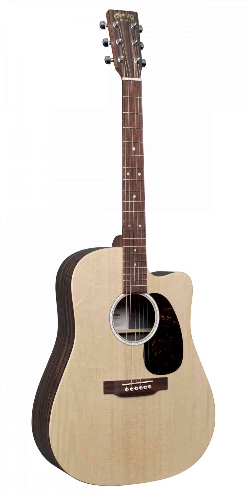 Front view of Martin DC-X2E