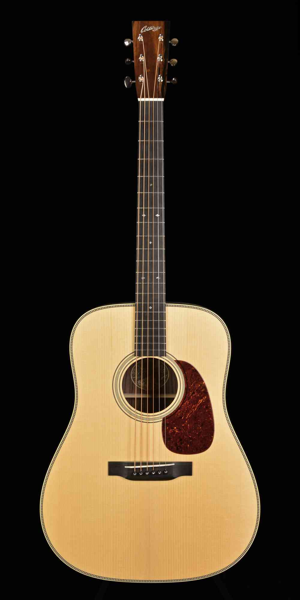 Collings D2HA 2017 Natural. Click to enlarge