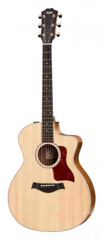 Photo of Taylor 214ce DLX  Natural
