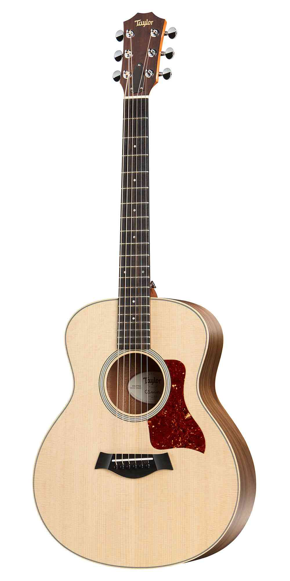 Taylor GS Mini  Natural Top / Sapele Back & Sides. Click to enlarge