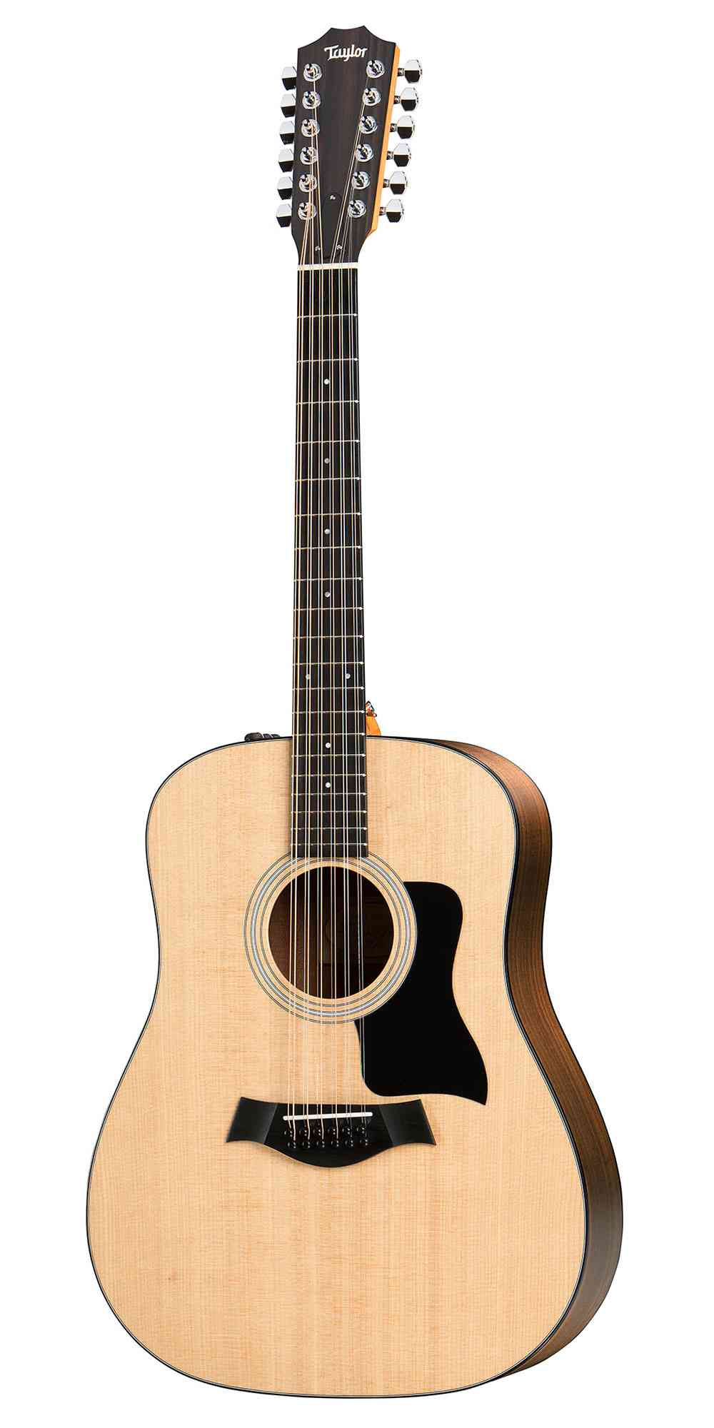 Taylor 150e 12 String  Natural. Click to enlarge
