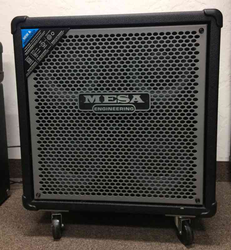 Photo of Mesa 4 x 10 Bass Cabinet