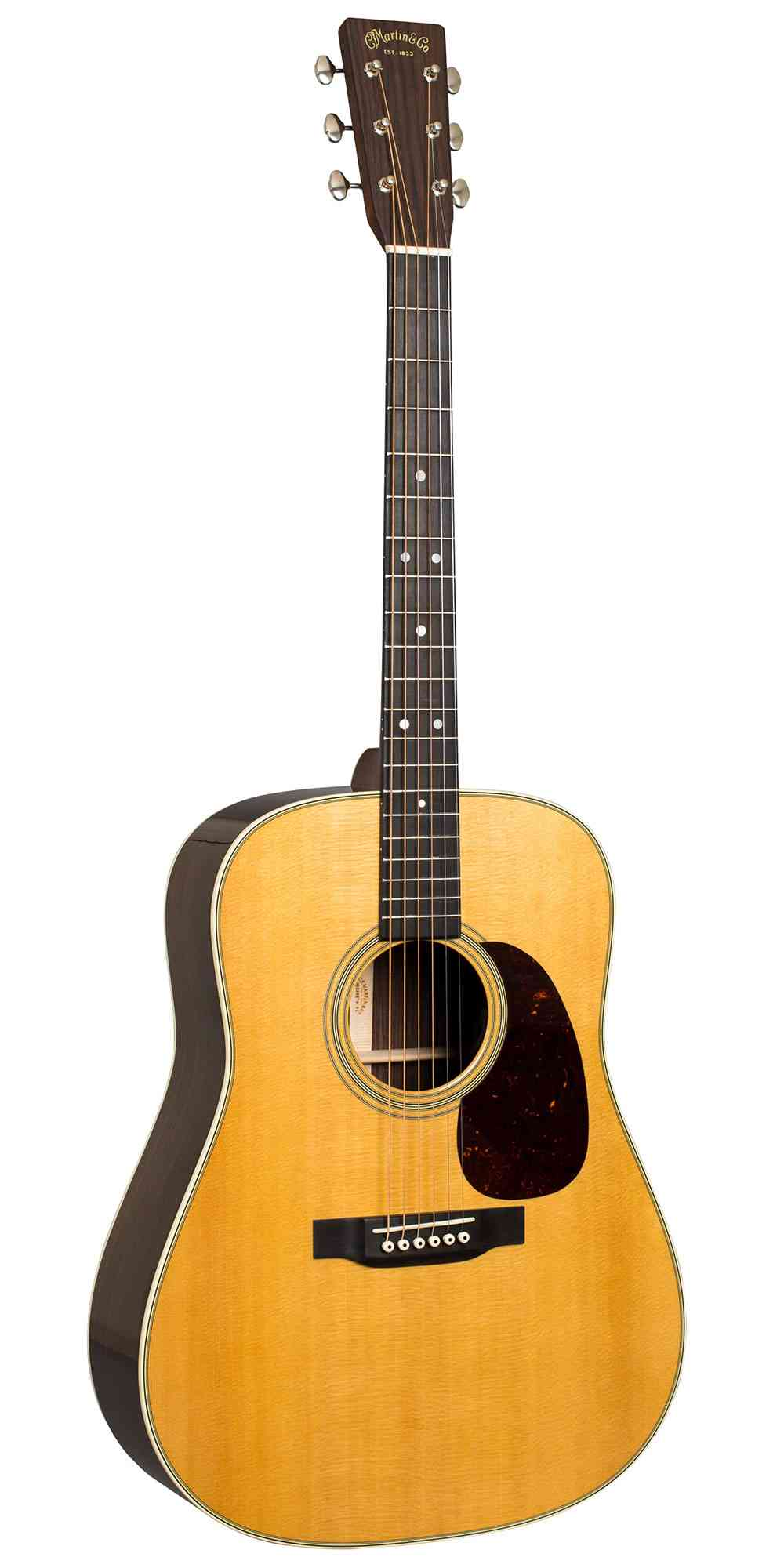 Martin D-28  . Click to enlarge