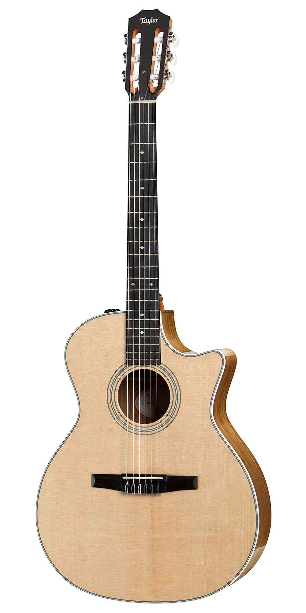 Taylor 414ce-N  Natural. Click to enlarge