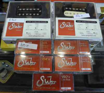 Photo of Suhr Pickups- Variety
