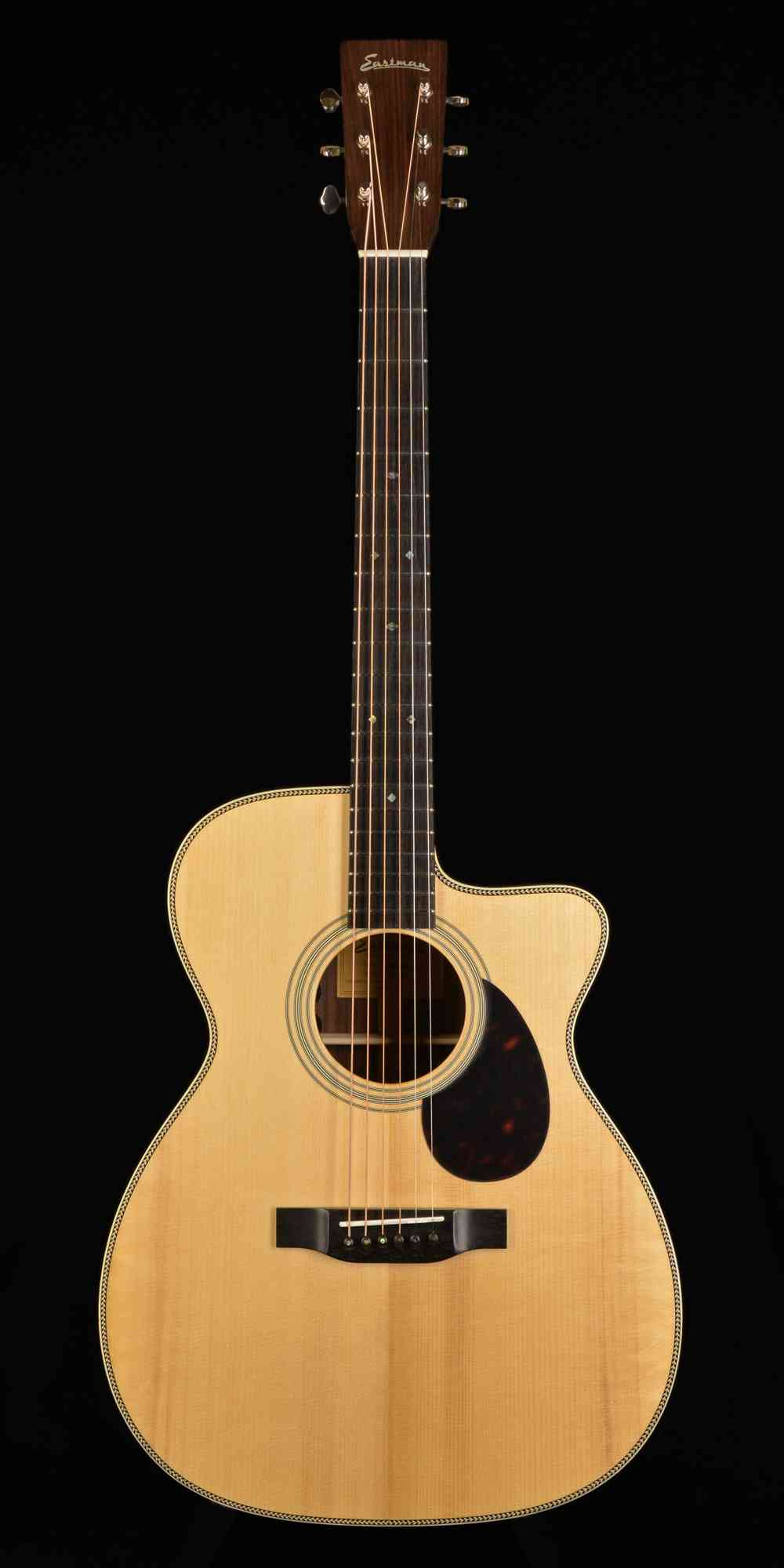 Eastman E20 OMC  Natural. Click to enlarge