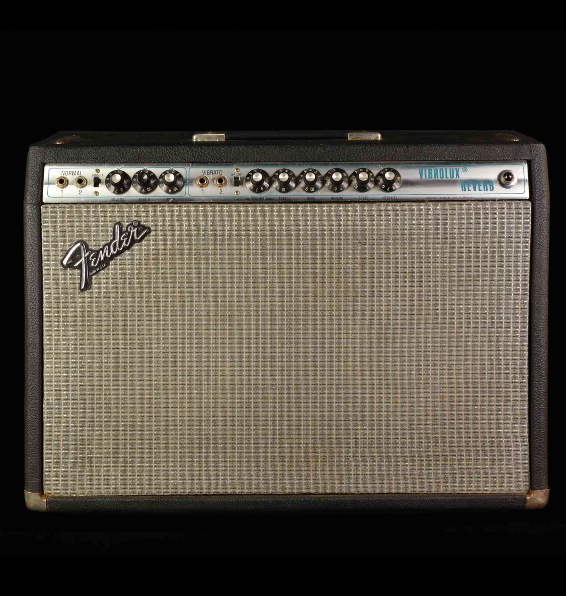 Fender Vibroluxe Reverb 1979 . Click to enlarge