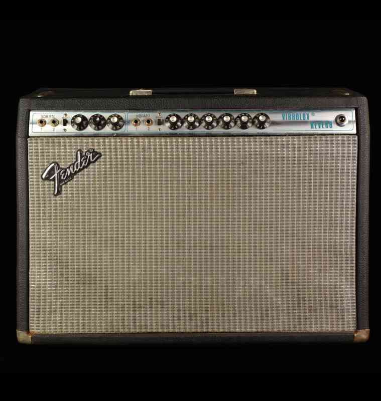 Photo of Fender Vibroluxe Reverb 1979