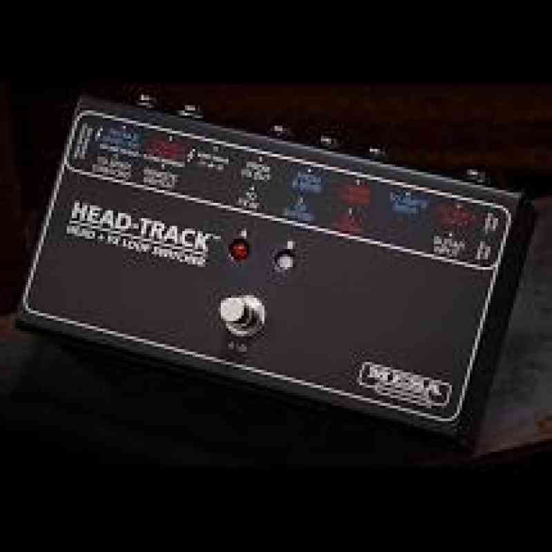 Photo of Mesa Boogie Head Track