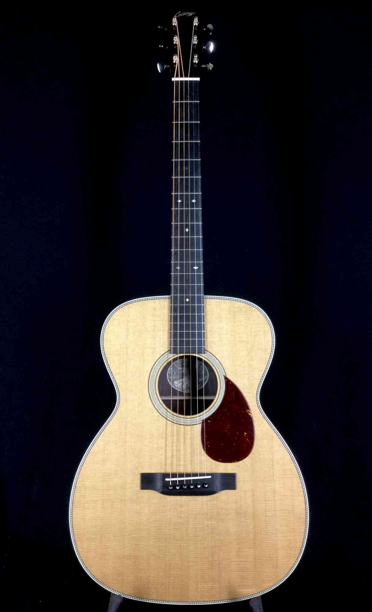Collings OM2H  . Click to enlarge