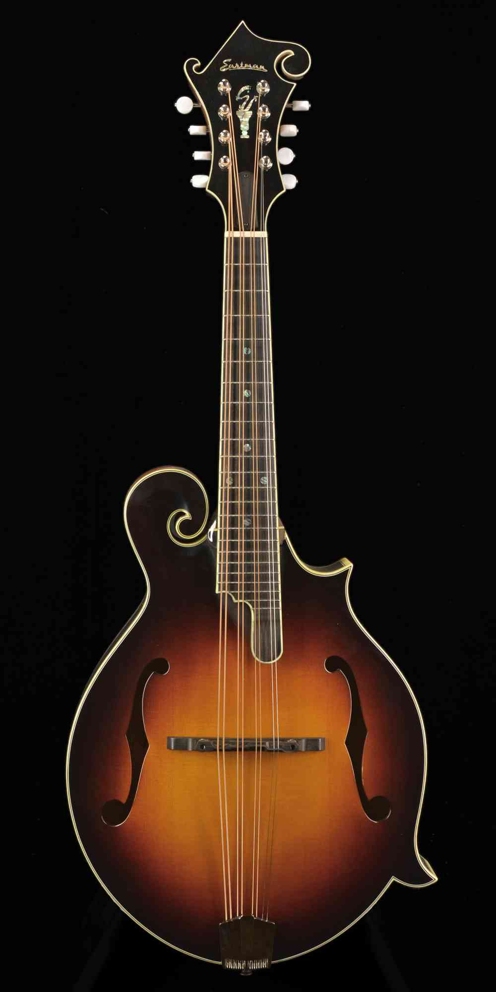 Eastman MDA 815-SB 2018 Sunburst. Click to enlarge
