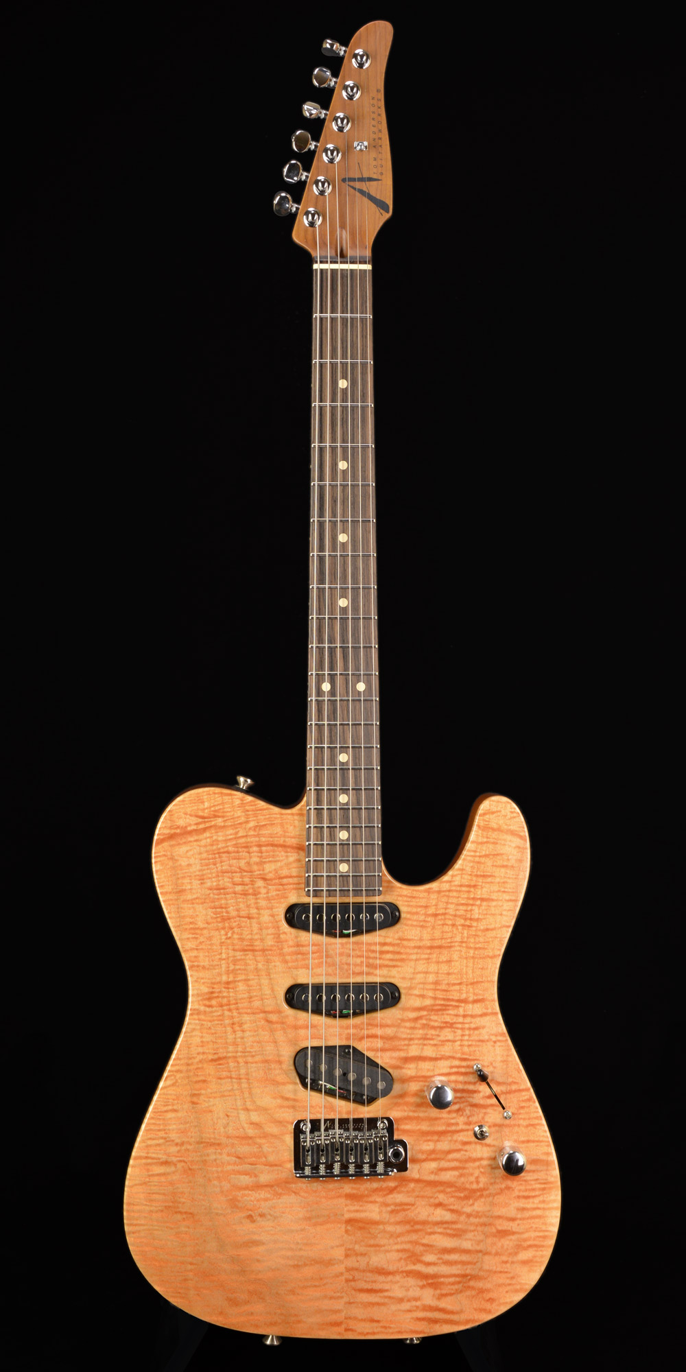 Photo of Tom Anderson Top T 2017 Natural Coral