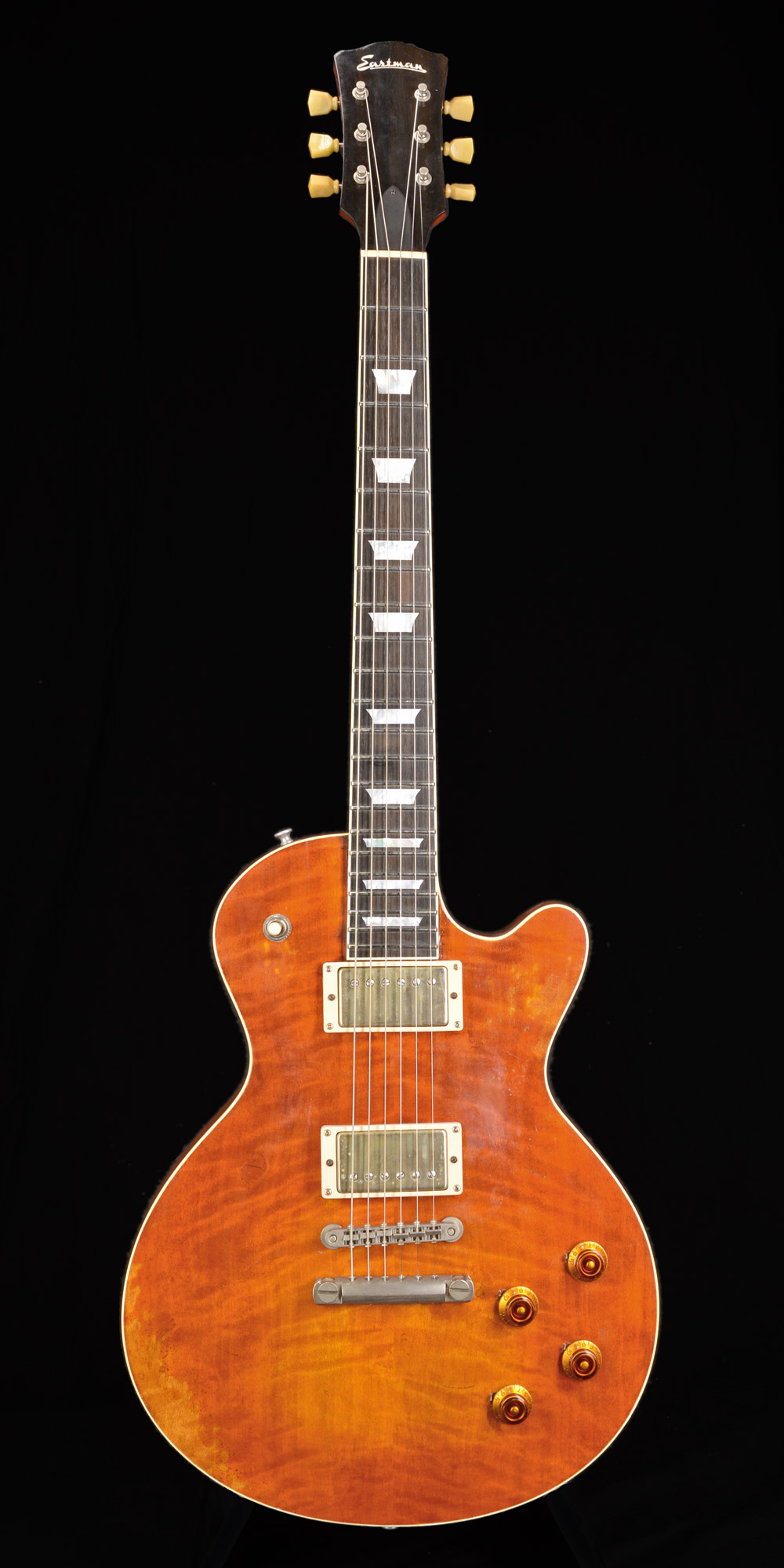 Photo of Eastman SB59/V Amber 2017 Amber Varnish