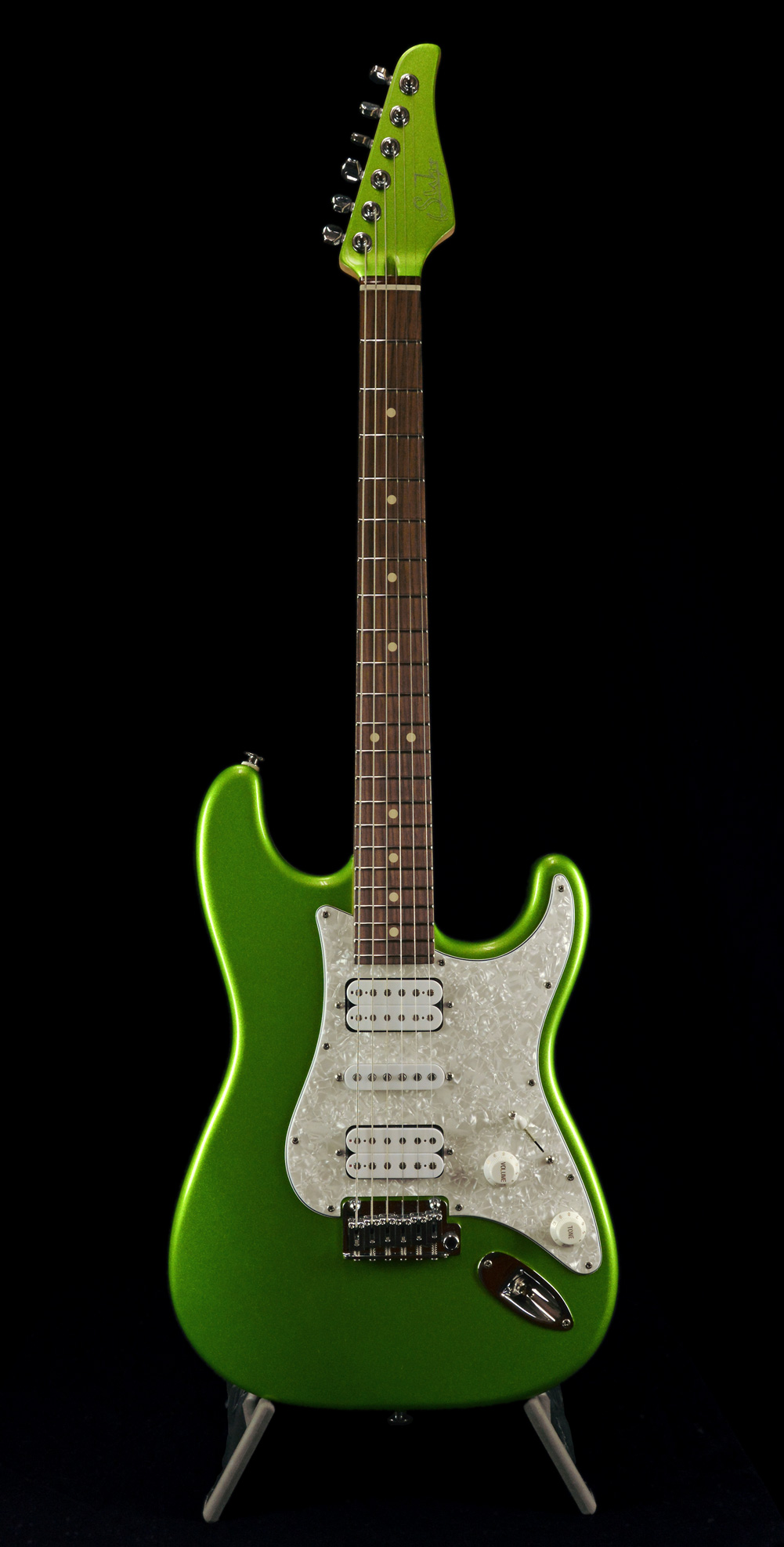 Photo of Suhr  Custom Classic  Candy Lime