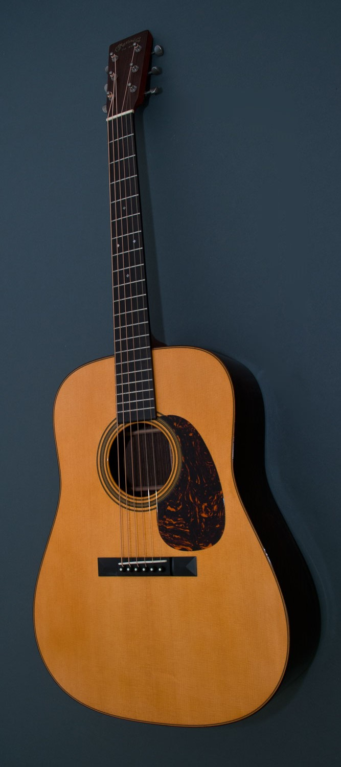 Photo of Martin D-21 Special Prototype  Natural