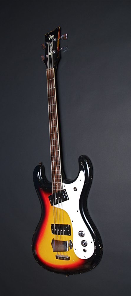 Photo of Moserite Ventures Model 60's Sunburst