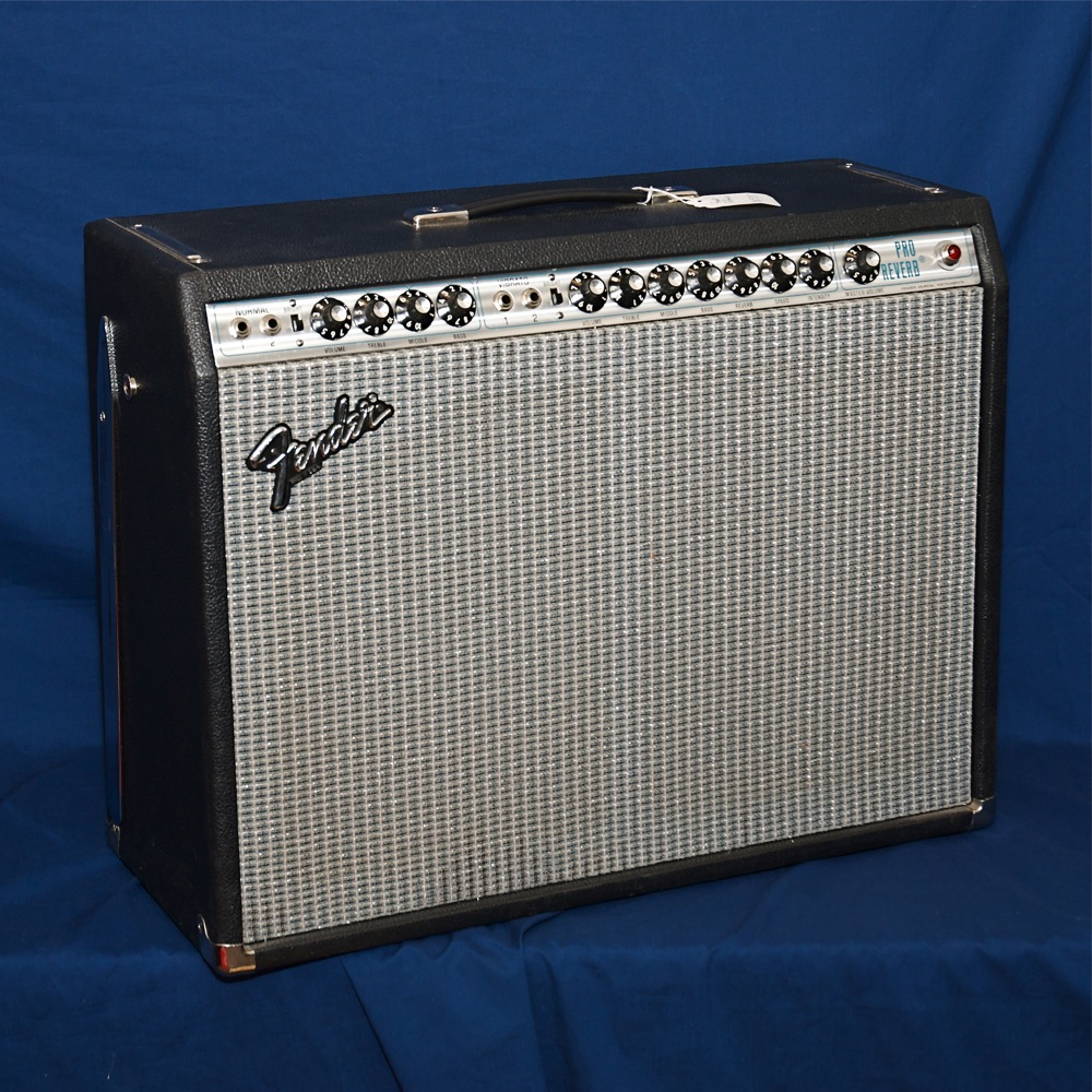 Photo of Fender Pro reverb 1980