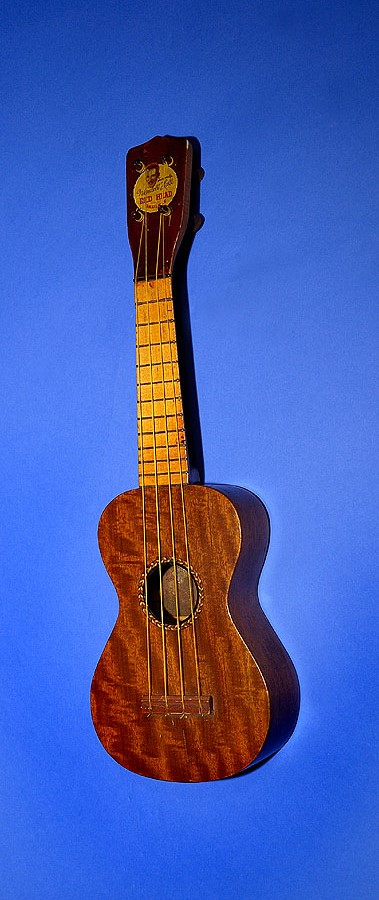 Photo of Wendall Hall Soprano uke